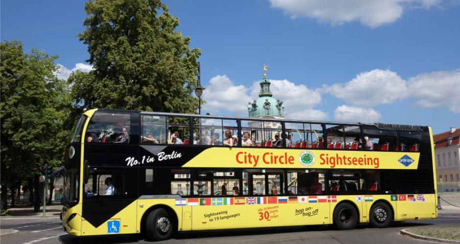 City Circle Sightseeing Bus