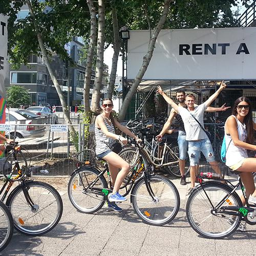 Rent a Bike & Bike Tours Berlin